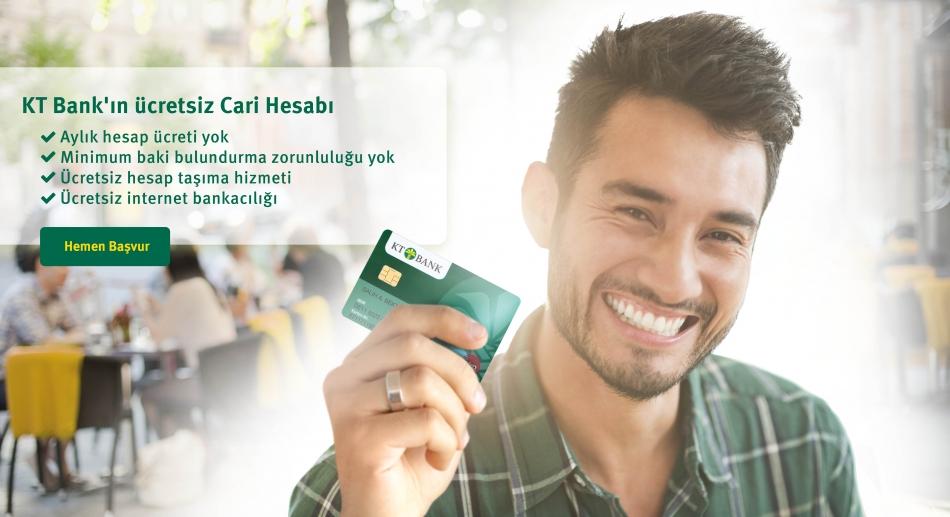 KT Bank Cari Hesap