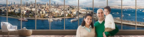 Über die KT Bank Ihre Wunschimmobilie in der Türkei finanzieren.